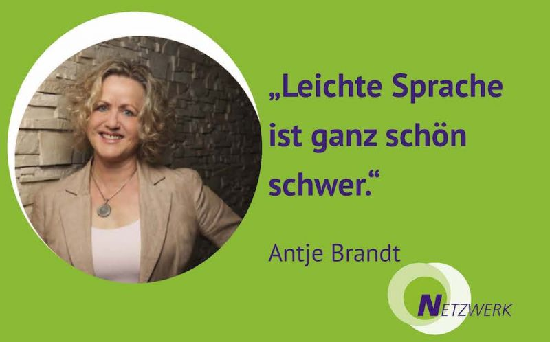 Bild der Referentin Antje Brandt