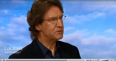 Dr. Strunz von der LAG beim WDR