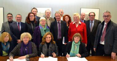 Zielvereinbarung mit dem Landschaftsverband Rheinland (LVR) wird abgeschlossen