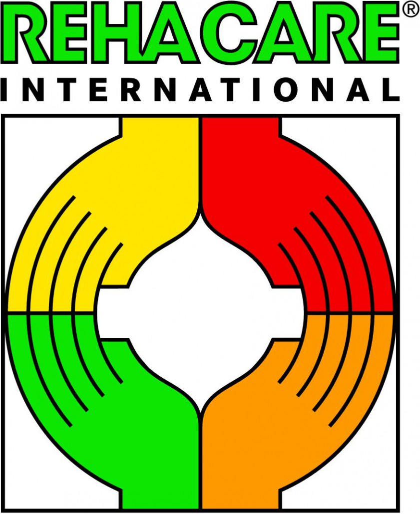 Logo der Messe RehaCare
