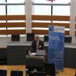 Roland Borosch von der Stabsstelle Inklusion von Menschen mit Behinderungen im MAIS NRW.