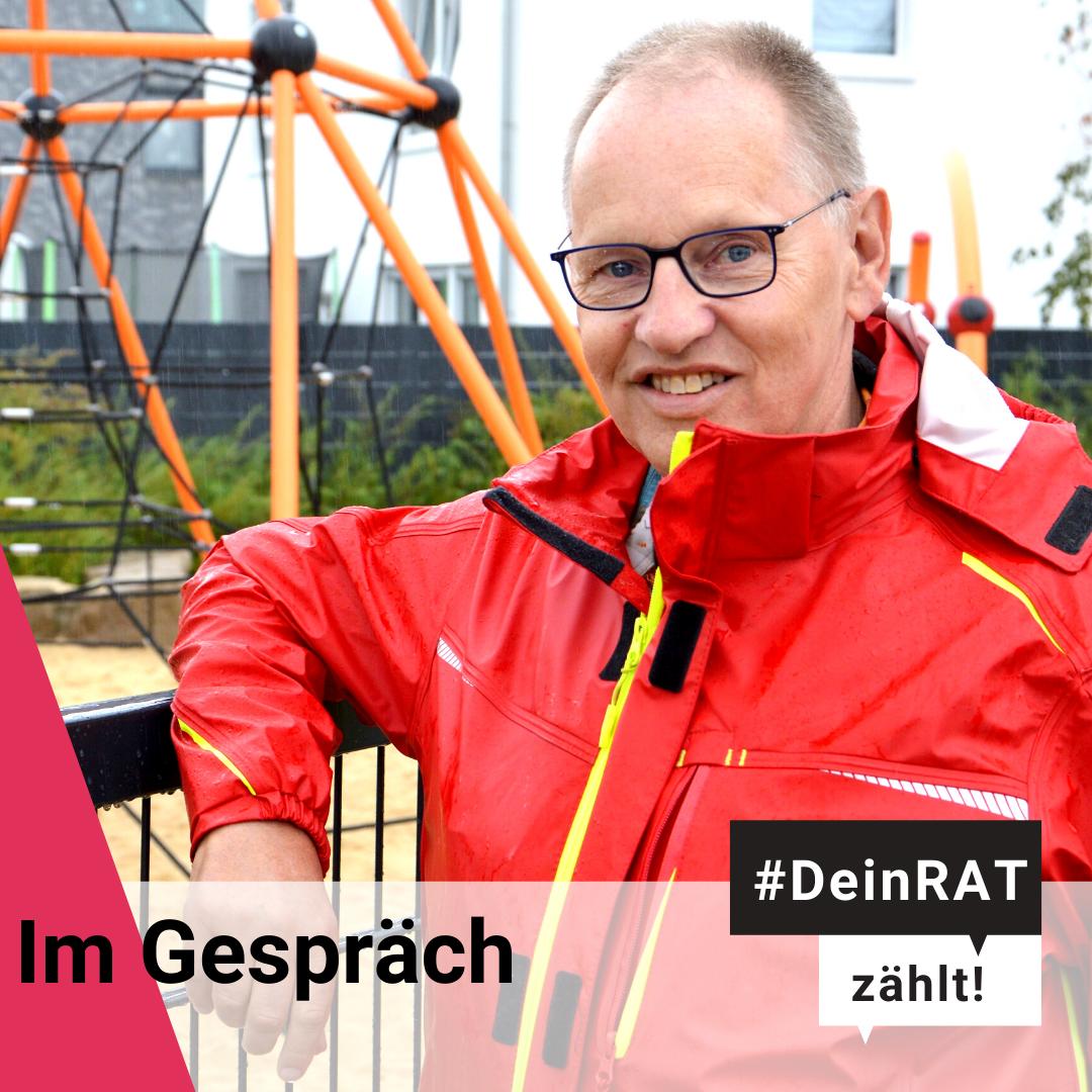 Im Gespräch mit Wolfgang Bennewirt #DeinRatzählt